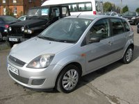 2008 FORD FIESTA 1.2 STYLE CLIMATE 16V 5d 78 BHP