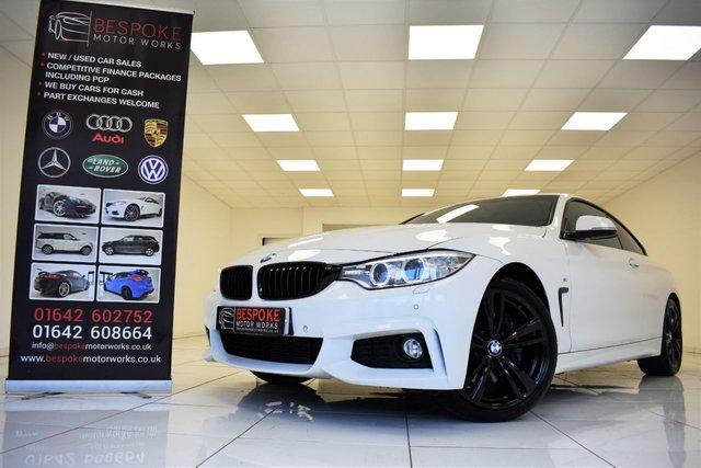 2015 15 BMW 4 SERIES 420D 2.0 M SPORT