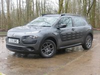 2015 CITROEN C4 CACTUS 1.6 BLUEHDI FEEL 5d 98 BHP £5111.00
