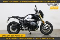 USED 2017 17 BMW R NINE T ALL TYPES OF CREDIT ACCEPTED. GOOD & BAD CREDIT ACCEPTED, OVER 1000+ BIKES IN STOCK