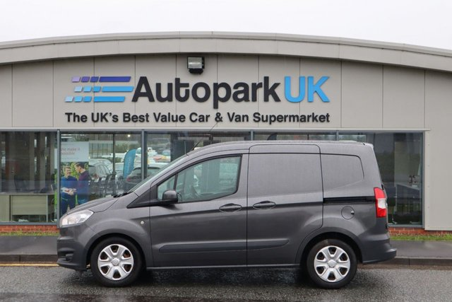 USED 2016 16 FORD TRANSIT COURIER 1.6 TREND TDCI 94 BHP LOW DEPOSIT OR NO DEPOSIT FINANCE AVAILABLE