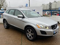 USED 2011 11 VOLVO XC60 2.4 D5 SE LUX AWD 5d 205 BHP