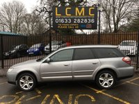 """USED 2008 08 SUBARU OUTBACK 2.0 REN BOXER AWD 5d 150 BHP STUNNING MERCURY GREY METALLIC WITH FULL OYSTER LEATHER UPHOLSTERY. LARGE GLASS ELECTRIC SUNROOF. TOUCH SCREEN SATELLITE NAVIGATION. 17"""" ALLOY WHEELS. FOUR WHEEL DRIVE. PRIVACY GLASS. AIR CONDITIONING. CRUISE CONTROL. ELECTRIC WINDOWS. REMOTE CENTRAL LOCKING. PLEASE GOTO www.lowcostmotorcompany.co.uk TO VIEW OVER 120 CARS IN STOCK."""