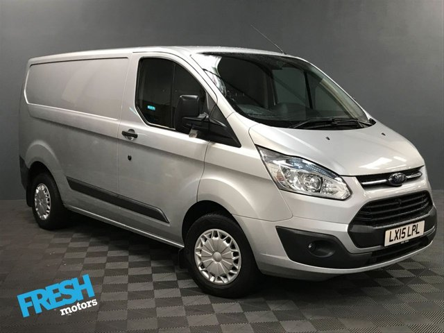 USED 2015 15 FORD TRANSIT CUSTOM 2.2 270 TREND L1H1 AC * 0% Deposit Finance Available
