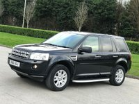 2011 LAND ROVER FREELANDER 2.2 SD4 XS 5d 190 BHP £6490.00