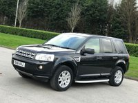 USED 2011 61 LAND ROVER FREELANDER 2.2 SD4 XS 5d 190 BHP