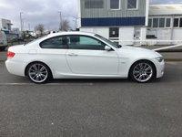 USED 2008 08 BMW 3 SERIES 3.0 325I M SPORT 2d 215 BHP