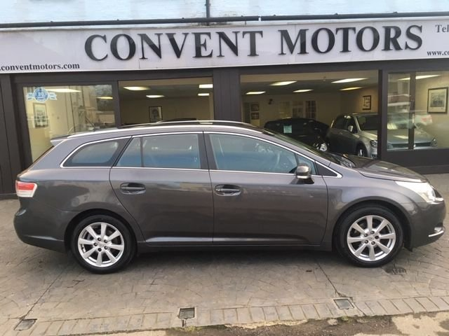 USED 2010 59 TOYOTA AVENSIS 1.8 TR VALVEMATIC  5d 145 BHP