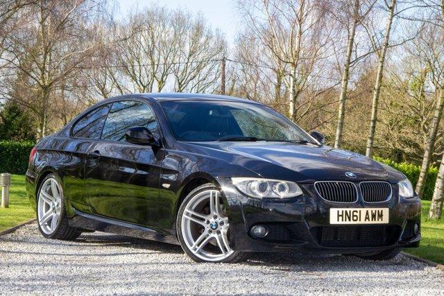 2012 K BMW 3 SERIES 2.0 320D SPORT PLUS EDITION 2d 181 BHP