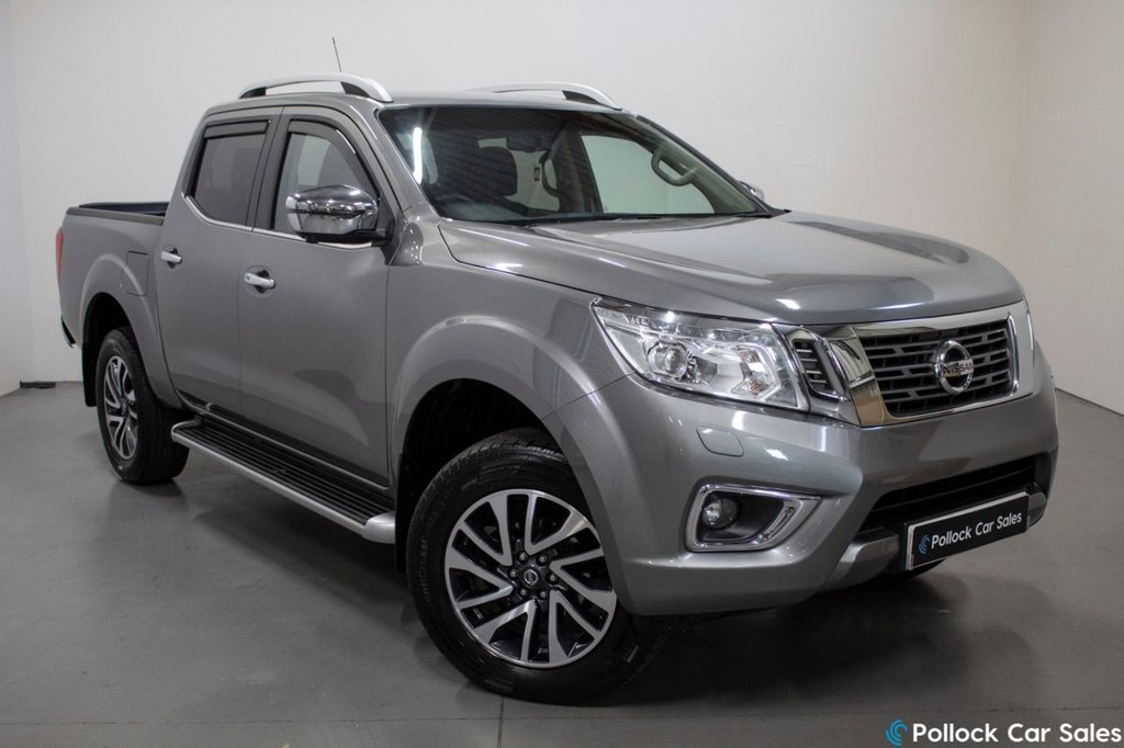 USED 2018 18 NISSAN NAVARA TEKNA AUTO 190BHP 2.3 DCI NEVER TOWED 3.5T Towing, Never Towed, Excellent Condition