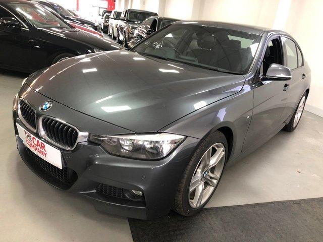 2013 63 BMW 3 SERIES 2.0 318D M SPORT 4d 141 BHP