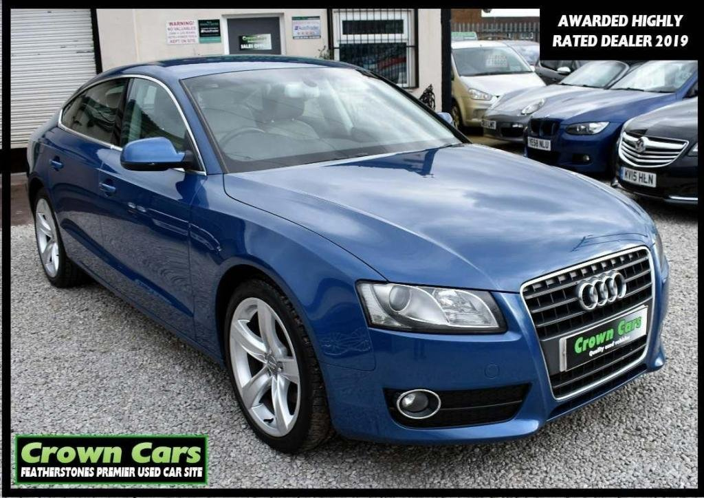 USED 2011 60 AUDI A5 2.0 TFSI SE Sportback 5dr RESERVE TODAY VIEW LATER