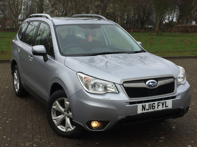 USED 2016 16 SUBARU FORESTER 2.0 D XC 5d 145 BHP