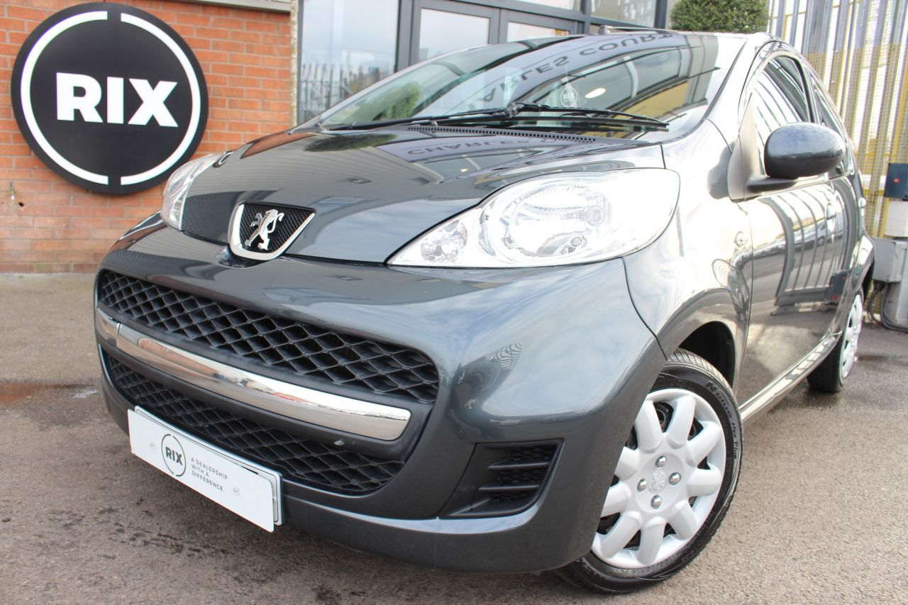 Used PEUGEOT 107for sale