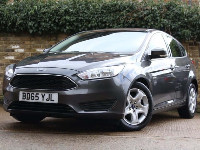 2015 65 FORD FOCUS 1.5 STYLE TDCI 5d 94 BHP