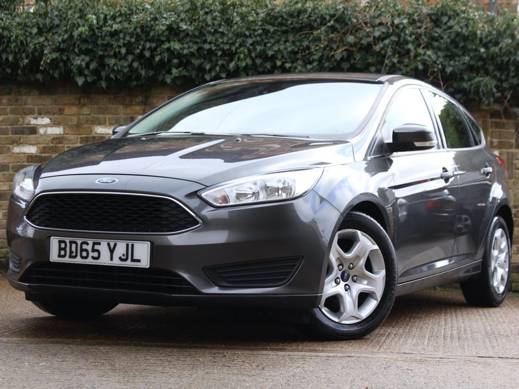USED 2015 65 FORD FOCUS 1.5 STYLE TDCI 5d 94 BHP