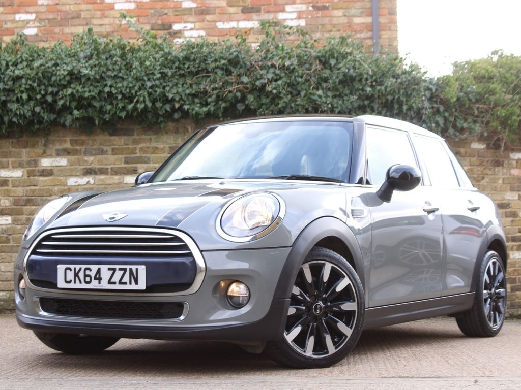 USED 2014 64 MINI HATCH COOPER 1.5 COOPER 5d 134 BHP