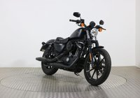 USED 2016 16 HARLEY-DAVIDSON SPORTSTER XL 883 N IRON ALL TYPES OF CREDIT ACCEPTED GOOD & BAD CREDIT ACCEPTED, 1000+ BIKES IN STOCK