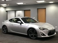 USED 2012 12 TOYOTA GT86 2.0 D-4S 2d 197 BHP Automatic