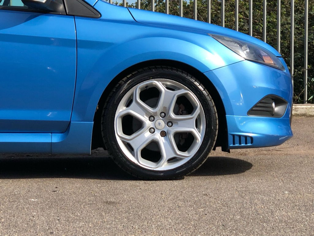 USED 2009 59 FORD FOCUS 1.8 ZETEC S TDCI 5d 114 BHP