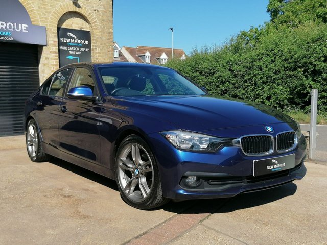 2016 66 BMW 3 SERIES 2.0 320D ED PLUS 4d 161 BHP