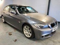 2009 BMW 3 SERIES 2.0 320D M SPORT 4d 175 BHP £4795.00