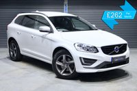 USED 2014 64 VOLVO XC60 2.0 D4 R-DESIGN *£30 ROAD TAX* ** £30 ROAD TAX, SERVICE HISTORY, SPORTS SEATS **