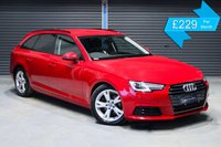 USED 2016 16 AUDI A4 2.0 TDI AVANT ULTRA SPORT *£20 ROAD TAX* ** KEYLESS START, SERVICE HISTORY, £20 ROAD TAX  **