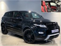 2012 LAND ROVER RANGE ROVER EVOQUE SI4 DYNAMIC [PAN][NAV][PWRBOOT] £19497.00