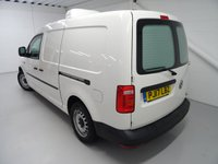 USED 2017 17 VOLKSWAGEN CADDY MAXI 2.0 C20 TDI STARTLINE 101 BHP FRIDGE-FREEZER