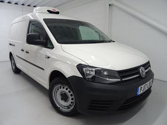 2017 VOLKSWAGEN CADDY MAXI
