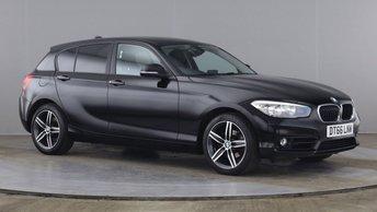 2017 BMW 1 SERIES 1.5 118I SPORT 5d 134 BHP £13690.00