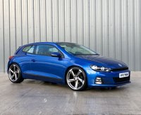 2015 VOLKSWAGEN SCIROCCO 2.0 TDI BLUEMOTION TECHNOLOGY 2d 148 BHP £8995.00