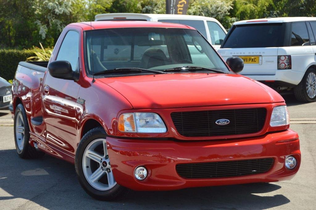 View our FORD F 150