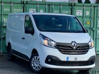 2016 RENAULT TRAFIC 1.6 dCi ENERGY 27 Business+ SWB Standard Roof EU5 (s/s) 5dr £12250.00