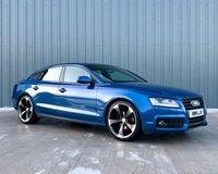 2011 AUDI A5 2.0 SPORTBACK TDI S LINE 5d 141 BHP £6595.00