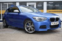 USED 2015 64 BMW 1 SERIES 3.0 M135I 3d 316 BHP NO DEPOSIT FINANCE AVAILABLE