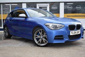 2015 BMW 1 SERIES 3.0 M135I 3d AUTOMATIC 316 BHP £16999.00