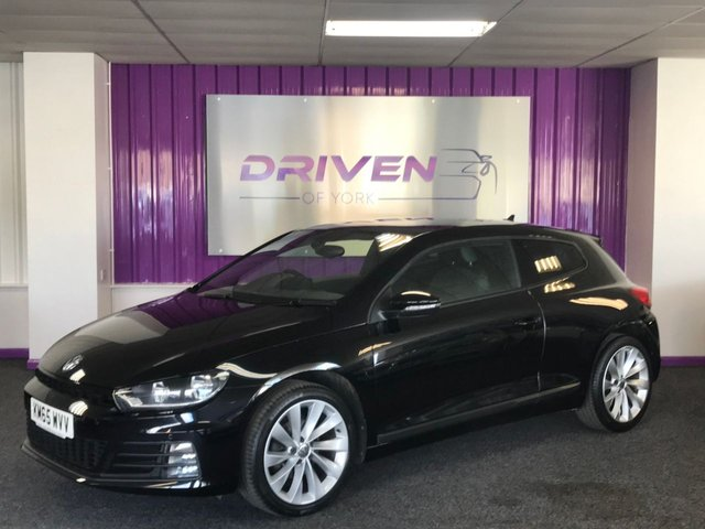 2015 65 VOLKSWAGEN SCIROCCO 1.4 GT TSI BLUEMOTION TECHNOLOGY 2d 123 BHP