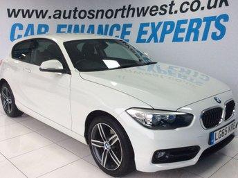 2015 BMW 1 SERIES 1.6 118I SPORT 3d 134 BHP £11500.00
