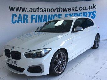 2018 BMW 1 SERIES 3.0 M140I SHADOW EDITION 3d 335 BHP £19500.00