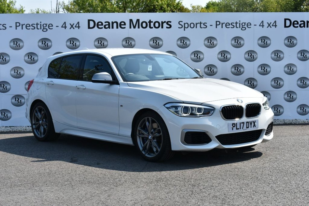 USED 2017 17 BMW 1 SERIES 3.0 M140I 5d 335 BHP