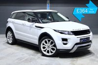 USED 2012 LAND ROVER RANGE ROVER EVOQUE 2.2 SD4 DYNAMIC LUX  ** SERVICE HISTORY, PANORAMIC ROOF, HEATED FRONT SEATS **