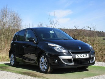 2012 RENAULT SCENIC 1.6 I-MUSIC VVT 5d 109 BHP £2990.00