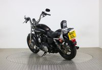 USED 2017 17 HARLEY-DAVIDSON SPORTSTER XL 1200 CB CUSTOM LTD ALL TYPES OF CREDIT ACCEPTED. GOOD & BAD CREDIT ACCEPTED, OVER 1000+ BIKES IN STOCK