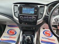 USED 2016 16 MITSUBISHI L200 2.4 DI-D 4X4 TITAN DCB 178 BHP