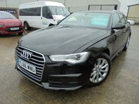 USED 2017 66 AUDI A6 2.0 AVANT TDI ULTRA SE EXECUTIVE 5d 188 BHP Excellent Condition, FSH, Low Rate Finance Available, No Deposit, Only One Owner