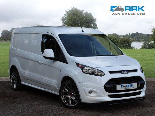 2016 66 FORD TRANSIT CONNECT 1.5 240 TREND P/V L2 LWB