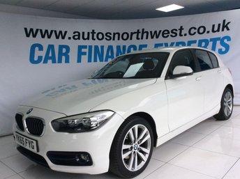 2015 BMW 1 SERIES 1.5 118I SPORT 5d 134 BHP £12295.00