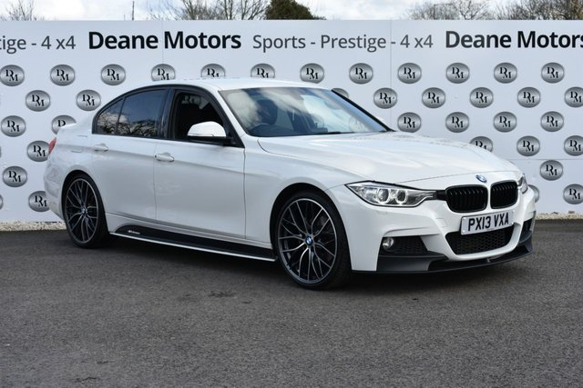 2013 13 BMW 3 SERIES 2.0 320D M SPORT 4d 181 BHP FULL PERFORMANCE PACK